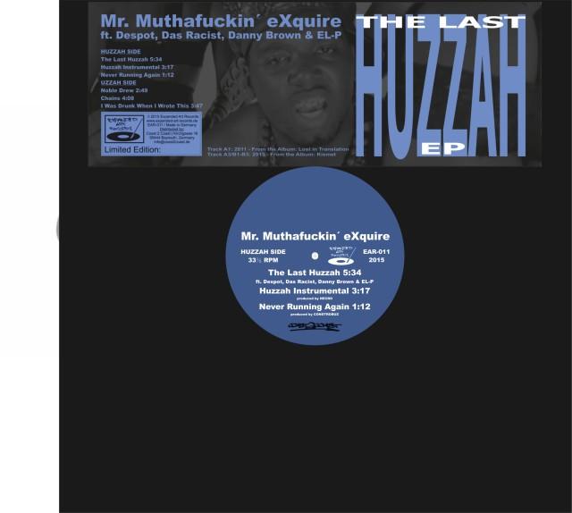 EAR-011-Huzzah