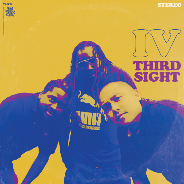 EAR-015-THIRD SIGHT-IV